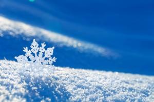почему у снега белый цвет