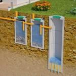 Как можно сделать септик из бетонных колец самостоятельно?