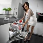 Наиболее распространенные размеры встраиваемых посудомоечных машин