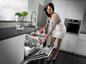 самые распространенные размеры встроенных посудомоек