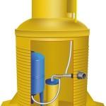 Стоимость, виды, особенности установки кессона для скважины