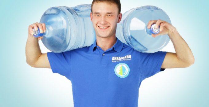 Доставка воды на дом СПб