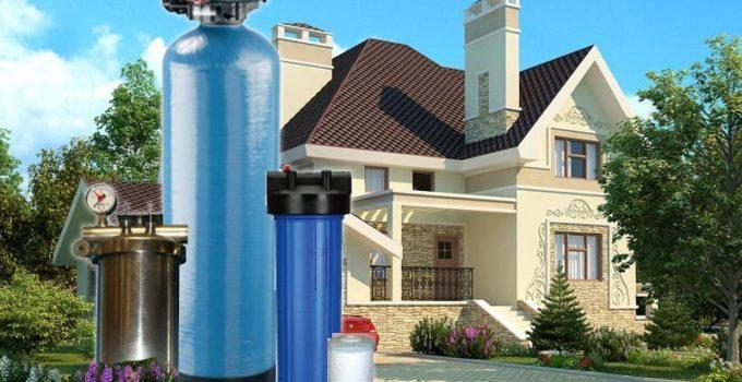 Лучшие системы очистки воды для загородного дома 2021