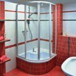 Как выбрать душевую кабину в маленькую ванную - полезные советы, нюансы выбора