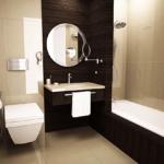 Современная сантехника для ванной и туалета - лучшие производители, варианты расположения