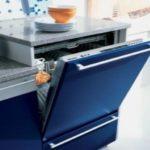 Не встраиваемая посудомойка в шкафу - критерии выбора, советы по установке