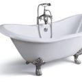 Сколько весит чугунная ванна 150х70