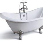 Сколько весит чугунная ванна 150х70 - производители, плюсы и минусы
