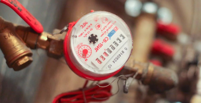 Замена счетчика горячей воды - цена