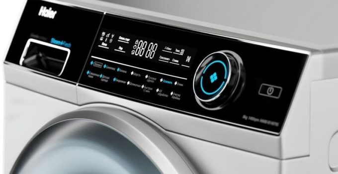 Отзывы о стиральной машине Хайер