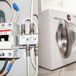 Как заземлить стиральную машину если нет заземления - особенности заземления в доме и в квартире