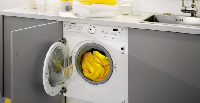 Стиральная машина встраиваемая в кухню